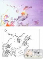 07精雕冰凌系列样图-热带鱼-00006-玻璃雕刻