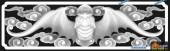 01-蝙蝠-012-浮雕灰度图