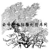 名家画鹰-矢量图-b7大岳之风-矢量鹰