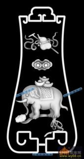 象头沙发-真大象完成图-象头沙发灰度图
