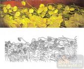肌理雕刻系列1-莲藕-00010