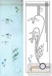 晶纹系列-艺术花朵-00021
