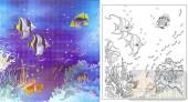 04肌理雕刻系列样图-海底世界-00233-装饰玻璃