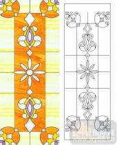 06欧式装饰系列样图-艺术花纹-00008-雕刻玻璃