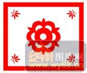 镂空装饰单式001-艺术花纹-镂空装饰单式001-046-酒柜
