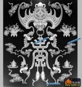 鱼图-鲤鱼-041-蝙蝠鱼浮雕图库