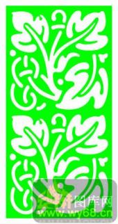 欧式镂空装饰001-叶子-欧式镂空装饰001-002-欧式镂空图