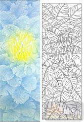05肌理雕刻系列样图-神花-00010-艺术玻璃图库