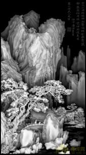 唐伯虎山水2