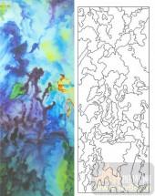 05肌理雕刻系列样图-抽象图-00161-艺术玻璃图库