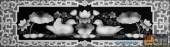 02-鸳鸯-030-花鸟浮雕灰度图