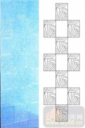 05肌理雕刻系列样图-艺术图案-00054-玻璃门