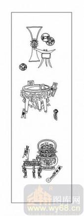 02古文化系列-鼎新革故-00015-玻璃雕刻