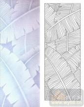 装饰玻璃-肌理雕刻系列1-翠绿-00022