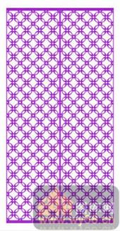欧式镂空装饰001-环环生花-欧式镂空装饰001-005-欧式镂空图