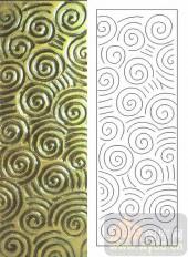 05肌理雕刻系列样图-螺旋线-00014-雕刻玻璃图案