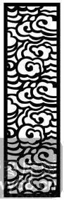 镂空装饰组合式-祥云-镂空装饰组合式-005-装修效果图