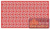 木雕镂空花格-简约-木雕镂空花格001-046-镂空效果图