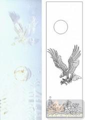综合装饰系列-雄鹰-00025