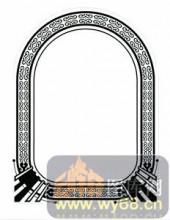 欧式镂空装饰001-高贵-欧式镂空装饰001-027-隔断墙效果图