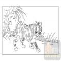 03动物系列-虎狼之心-00061-雕刻玻璃