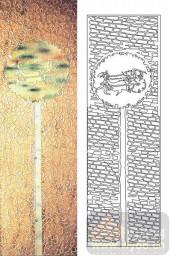 喷砂玻璃图库-肌理雕刻系列1-苍古-00018