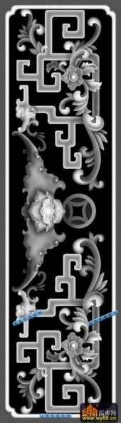 02-蝙蝠-007-雕刻灰度图