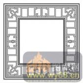 镂空装饰组合式-经典-镂空装饰组合式-021-镂空雕花板