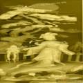 貂蝉-中式家具精雕素材