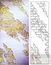05肌理雕刻系列样图-墙砖-00132-玻璃门