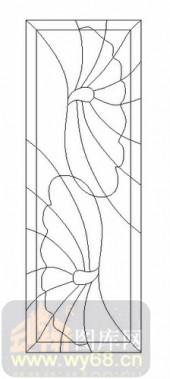 艺术玻璃图-12镶嵌-艺术花纹-00066