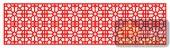 镂空装饰单式002-花卉花纹-镂空装饰单式002-001-装修效果图