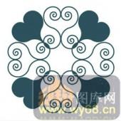 欧式镂空装饰001-气质隽永-欧式镂空装饰001-054-屏风