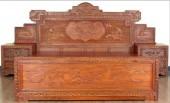 床系列精雕套装图库-最新家具厂生产家具,全套2300张100元