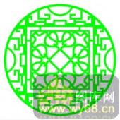 中式镂空装饰001-大花边-中式镂空装饰001-047-酒柜
