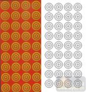 05肌理雕刻系列样图-圆圈-00178-雕刻玻璃图案