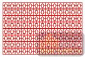 镂空装饰单式001-方块花纹-镂空装饰单式001-026-镂空雕花矢量图