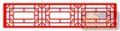 镂空装饰单式001-云��-镂空装饰单式001-012-镂空屏风效果图