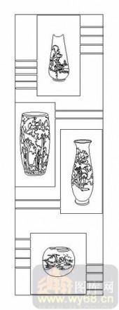 02古文化系列-乐乐陶陶-00114-艺术玻璃