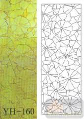 艺术玻璃图-肌理雕刻系列1-叶满目-00160