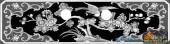02-花鸟-052-花鸟灰度图案
