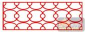 镂空装饰单式001-环环相扣-镂空装饰单式001-044-吧台