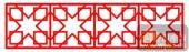 中式镂空装饰001-X型花纹-中式镂空装饰001-049-酒柜