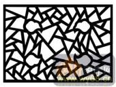 镂空装饰组合式-裂纹-镂空装饰组合式-043-镂空雕刻
