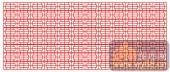 镂空装饰单式002-密集花纹-镂空装饰单式002-034-中式花纹