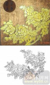 肌理雕刻系列1-怒菊-00004