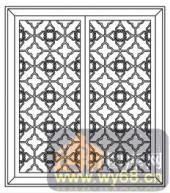 镂空装饰组合式-艺术花纹-镂空装饰组合式-028-镂空雕刻图片下载