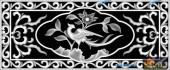03-花鸟-043-花鸟浮雕灰度图