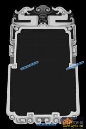 01-忠-037-玉雕浮雕灰度图