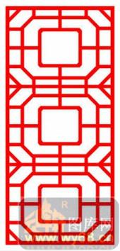 镂空装饰单式001-文螺-镂空装饰单式001-016-欧式镂空图